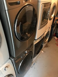 Gas dryer and electric dryer with a 90 day warranty  Jonesboro, 30236