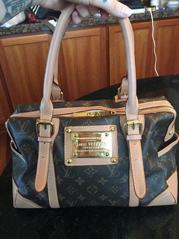 50cf387be5bc1 Used Lv Purse for sale in Tigard - letgo