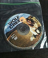 wolf creed DVD movie disc Syracuse, 13211