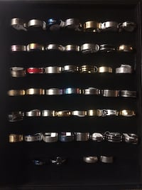 Stainless Steel Rings. Read More Info null, T7X 3N3