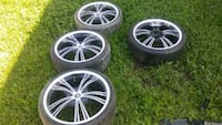 Used tires and rims Auburndale, 33823
