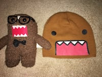 Domo hat and plush doll Portage, 53901