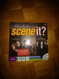 Scene It? Twilight Saga DVD Game Toronto, M6L 1A4