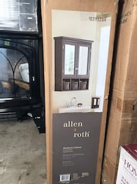 Allen & Roth Med Cabinet (beautiful)