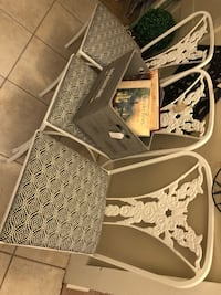 Newly refinished set of 4 chairs Saint Petersburg, 33713