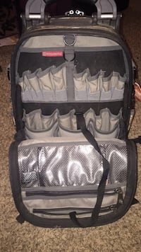 Tech pac backpack toolbag  Oklahoma City, 73116