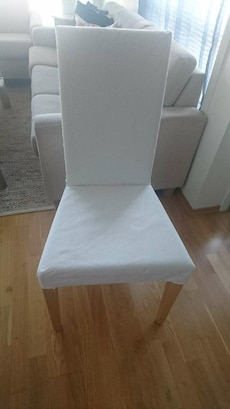 4 chairs from Ikea