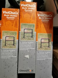 NEW Visichalk Multi Target Firearm Metal Targets Avon, 56310