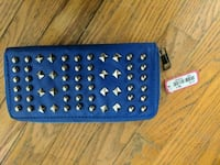 Blue wallet Mississauga