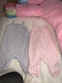 6-12 months rompers soft material new Toronto, M3N