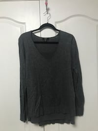 Grey long sleeve shirt Vaughan