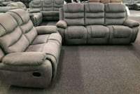 3pc Recliner, Love, Sofa • Apply from your phone Las Vegas