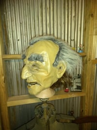 Old Man Rubber Mask for Halloween Painesville, 44077