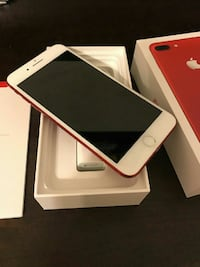 Apple iPhone 7 Plus rojo