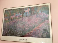 Tableau photo de Claude Monet Cachan, 94230
