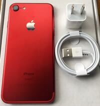 iPhone 7 Product Red 128GB Unlocked  Monroe, 28110