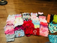 Large lot of baby girl clothes 9-12M Centreville, 20120