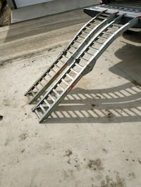 Ramps for truck