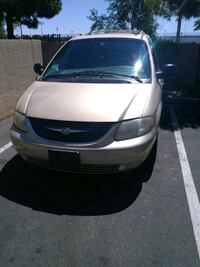 Chrysler - Town and Country - 2001 Las Vegas