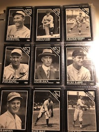1991 Sport News Baseball Cards