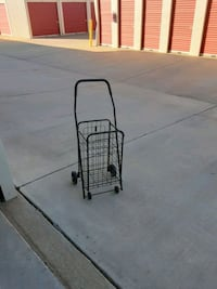 New grocery cart