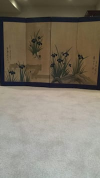 HURRY...MOVING SALE!!!  Make a Statement with this stunning wall hanging...You  must have!! Haymarket