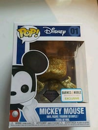 Mickey Mouse diamond Barnes and noble funko Beech Grove