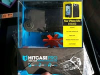 HITCASE PRO FOR IPHONE 5 OR 5S Limehouse, L0P 1H0