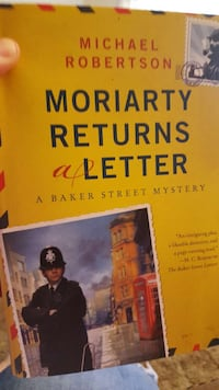 Moriarty returns a letter Hartland, 53029