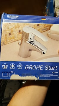 Grohe water faucet