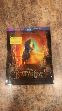 Blu-Ray Beauty and the Beast Vancouver, 98684
