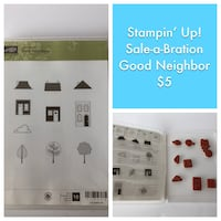 Stampin' Up! Cozy Neighbor Alexandria, 22314