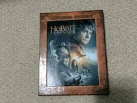 The Hobbit DVD Surrey, V3S 3X7