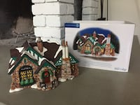 Department 56 - Original Snow Village Tutor House Kelowna, V1W 4N8