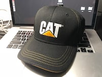 Brand new Caterpillar cap adjustable size