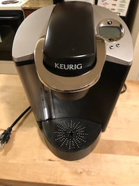 Keurig and K-cup carousel 35 km