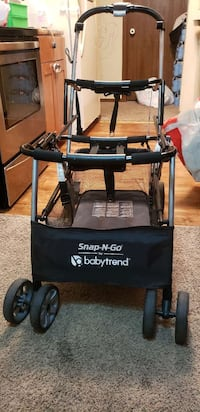 Baby trend snap and go double stroller