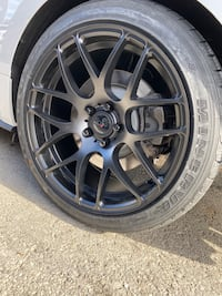 Winter Tires + Rims / 19 Inch / All 4