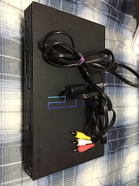 PlayStation 2 and Controller