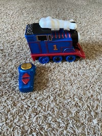 Thomas turbo flip train