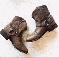 FRYE ankle boots Chesapeake, 23322