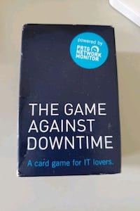 New The game against downtime