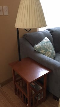 Table & lamp all in one. Storage underneath for magazine or books, great for guest room or kids room Murrells Inlet, 29576
