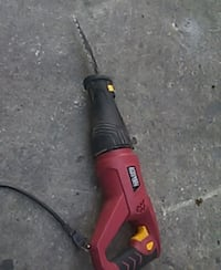 red and black Milwaukee reciprocating saw Los Angeles, 90003