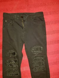 Unbranded distressed jeans Burnaby, V3J 1N5