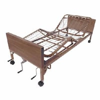 Medical bed frame w/ pressure air mattress  Springfield, 22150