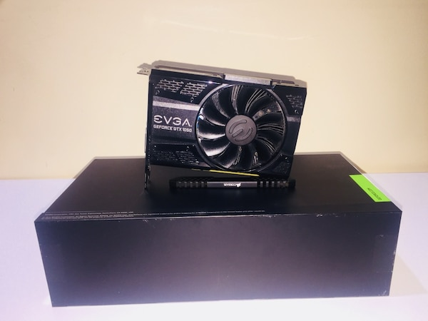 1050 gtx graphic card