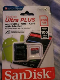 SanDisk Ultra Plus micro-SD card pack Queen Creek, 85142