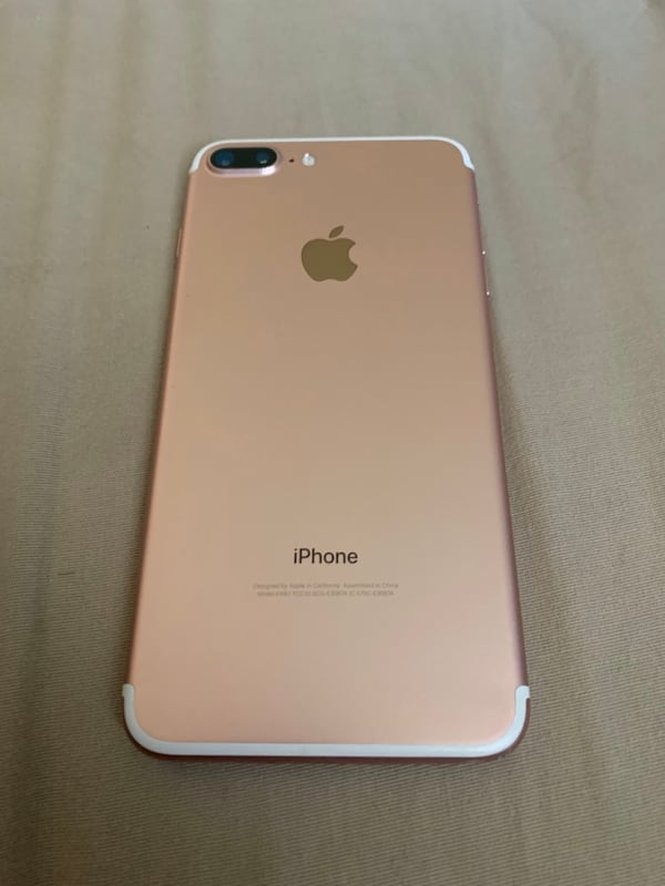 Iphone 7 plus 128gb (Meet up only) 99f03a7b-fcfd-457c-9866-f361d71a963b
