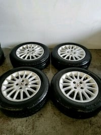 Acura/honda rims and tires  Toronto, M6L 1A4
